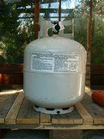 Quais são os perigos de tanques de propano?
