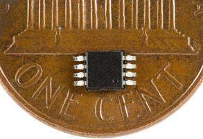 Quais são os diferentes tipos de microchips?