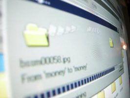 Quais são as cinco principais atividades de um sistema operacional com relação ao gerenciamento de arquivos?