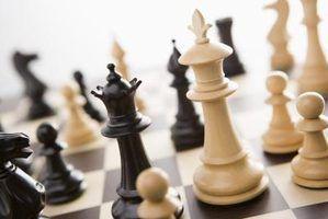 Quais são as peças de xadrez mínimas necessárias para xeque-mate?