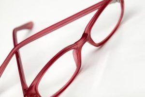 Quais são as partes de óculos?