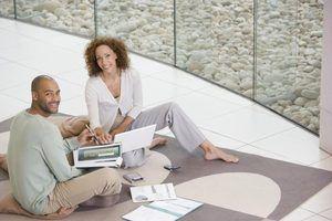 Quais são os requisitos para a criação de uma suíte em um local de negócios por correspondência?