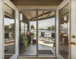 Quais são os tamanhos padrão para portas de vidro deslizantes pátio?