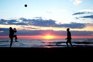 Quais são os tipos de passes no voleibol?