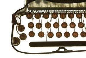 Quais são os teclados maiúsculas?