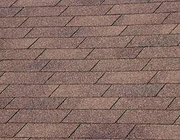 O que faz com que as telhas de asfalto telhado de bolha?
