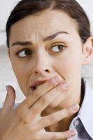 O que provoca frio surtos doloridos?