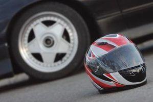 O que causa manchas planas sobre pneus?