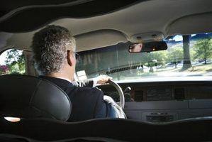O que causa tensão para saltar enquanto estiver dirigindo?