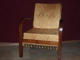 O cadeiras de resistir percevejos?