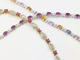 Que cores diamantes extravagantes entrar?