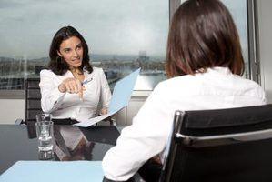 O que eu faço se eu esquecer o tempo da minha entrevista de emprego?