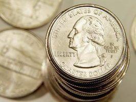O que as diferentes letras em moedas significa?