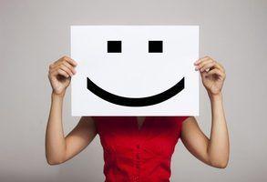 O que as diferentes smileys significa?