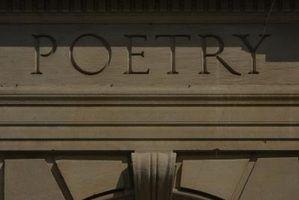 O que significa `batidas` em poesia significa?