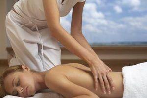 O que posso esperar durante uma massagem asiática?