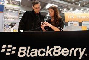 O que acontece se eu erroneamente entrar no meu código de bloqueio do blackberry 10 vezes?