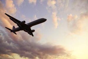 O que acontece quando um avião voa através de bolsas de ar?