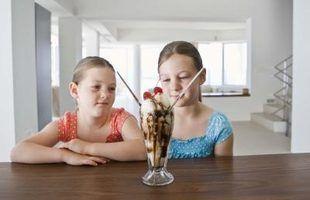 O sorvetes são aprovados para dietas sem glúten?
