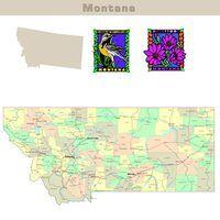 Sete reservas indígenas estão localizados em Montana