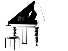 Que instrumentos foram utilizados durante ragtime?