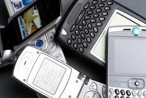 O que é um contrato de telefone celular?