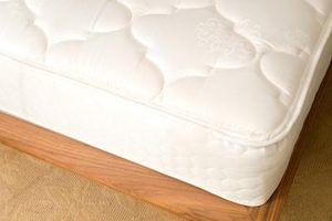 O que é um colchão firme-top?