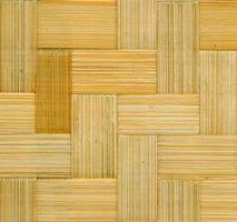 pisos de madeira compósitos são projetados.