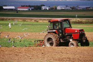O que é a agricultura mecânica?