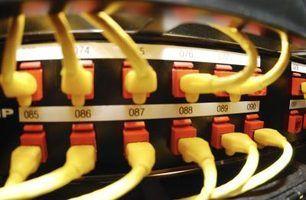 Qual é a diferença entre um cabo de rede e um cabo ethernet?