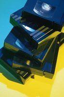 Qual é a diferença entre um vhs e um videocassete?
