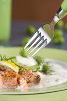 Qual é a diferença entre coho & salmão-vermelho?