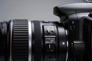 Qual é a diferença entre câmeras digitais e câmeras de filme?
