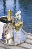 Qual é a diferença entre o vinho e champanhe?