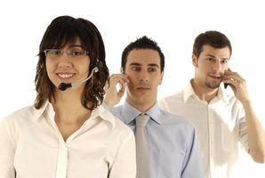 O que é o trabalho e papel de uma recepcionista?