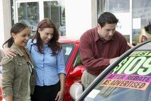 Qual é a lei na flórida, se alguém lhe vende um carro com uma garantia?