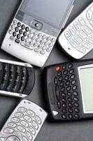 O que é wap sobre um telefone móvel?