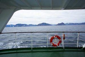 Que empregos estão lá em um navio de cruzeiro?
