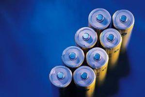 Que tipo de baterias faz leapster 2 take?