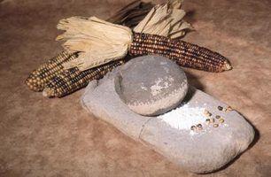 Que tipo de pão que índios americanos comer?
