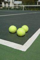Que tipo de bolas de tênis devo comprar para iniciantes?