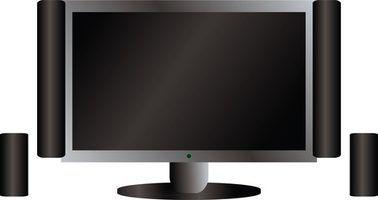 Que tipo de tv funciona melhor como monitor de pc?