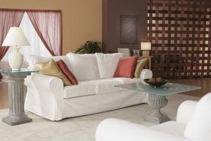 Que tipo de madeira para um sofá?