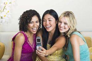 Que telefones podem ser brilhou a conversa reta?