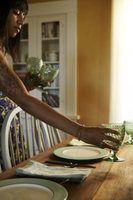 O tamanho do conjunto de jantar vai caber no meu 11 por 12 quarto?