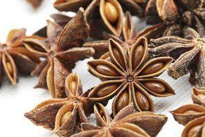 O especiarias são em chinês cinco especiarias?