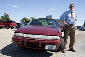 O que os impostos são pagos na compra de um carro usado no estado de nova iorque?