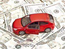 O que fazer quando você deve mais do que o carro vale a pena