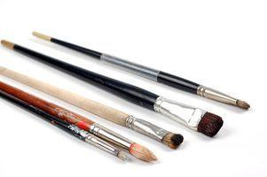 Quais as ferramentas que limners coloniais usar?