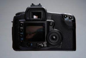 Que tipo de câmera é melhor para tirar fotos profissionais?